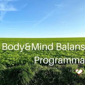 Body&Mind Balans Programma